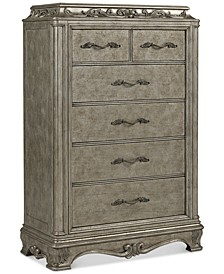 Zarina 6 Drawer Chest, Created for Macy's