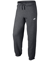 8ab92dd6f61b Nike Men s Fleece Cuffed Bottom Pants