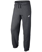 Nike Men s Fleece Cuffed Bottom Pants 71dc9b0be