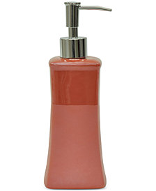 Jessica Simpson Kensley Spice Coral Lotion Dispenser