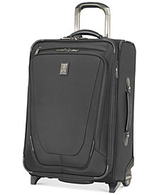"Travelpro Crew 11 22"" Expandable Rollaboard® Suiter Suitcase with USB charging port"