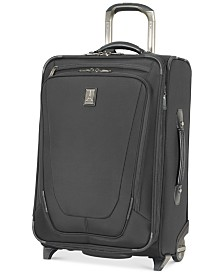 "CLOSEOUT! Travelpro® Crew™ 11 22"" Expandable Rollaboard® Suiter Suitcase with USB Charging Port"