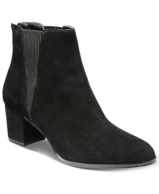 Alfani Women's Vitaa Ankle Booties, Created for Macy's