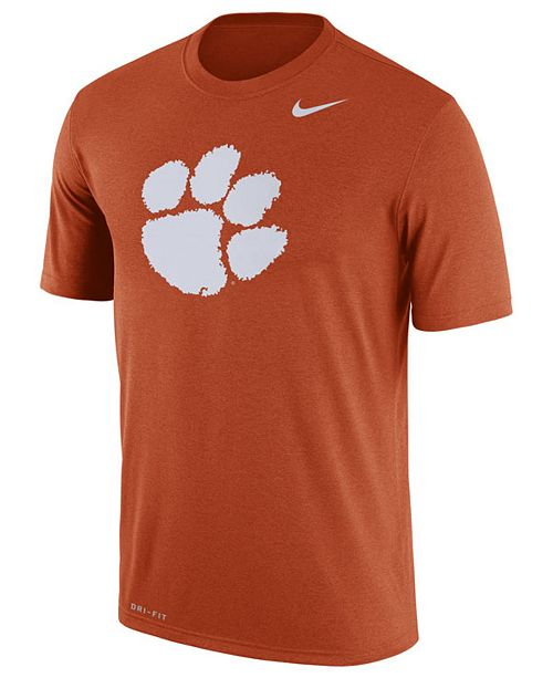 Nike Men's Clemson Tigers Legend Logo T-Shirt