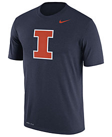 Nike Men's Illinois Fighting Illini Legend Logo T-Shirt