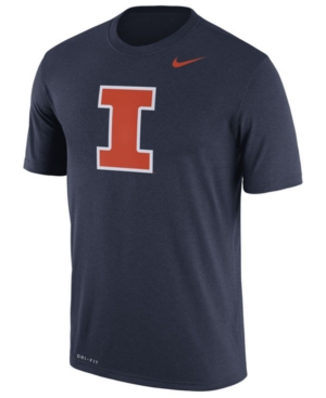 Nike Men's Illinois Fighting Illini Legend Logo T-Shirt