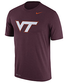 Nike Men's Virginia Tech Hokies Legend Logo T-Shirt