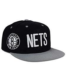 adidas Brooklyn Nets 2016 Draft Snapback Cap