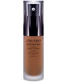 Synchro Skin Lasting Liquid Foundation, 1.1 oz.