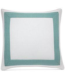 "Tommy Bahama Home La Scala Breezer 18"" Square Decorative Pillow"