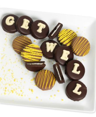 12-Pc. GET WELL Belgian Chocolate Covered OREO® Cookies