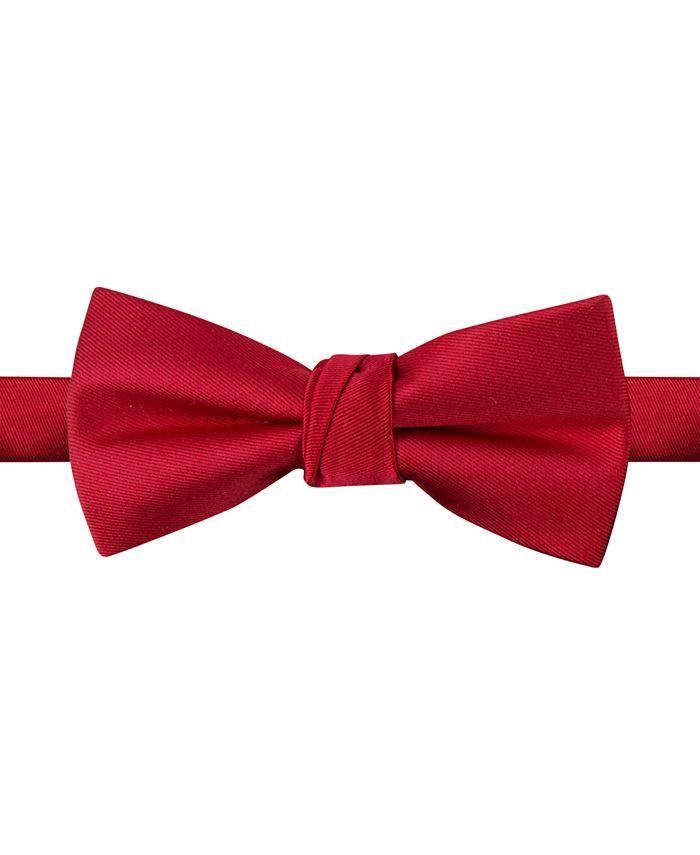 Tommy Hilfiger - Boys' Twill Bow Tie