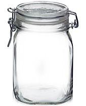 Bormioli Rocco 33-Oz. Fido Classic Jar