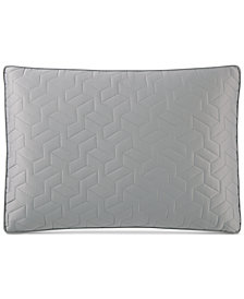 Hotel Collection Cubist Quilted Standard Sham, Created for Macy's