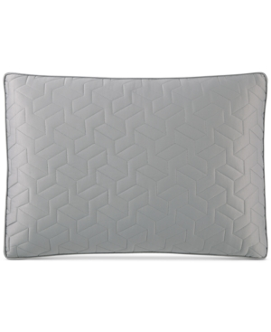 Hotel Collection Cubist Quilted Standard Sham Created for Macys Bedding