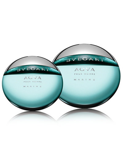 BVLGARI AQVA Pour Homme Marine Fragrance Collection