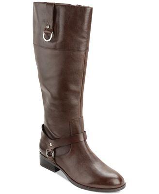 Lauren Ralph Lauren Mesa Riding Boots