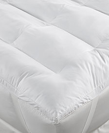 Dream Science Gel Enhanced Memory Foam Full Fiberbed by Martha Stewart Collection, Created for Macy's