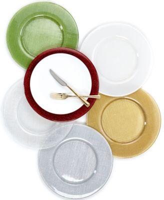 Serveware Verona Gold Charger