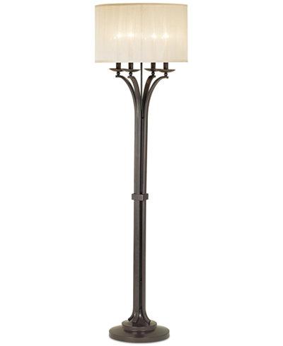 kathy ireland Home by Pacific Coast Pennsylvania Floor Lamp ...