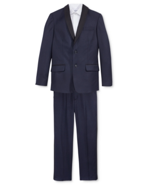 Calvin Klein Tuxedo Suit Big Boys (820)