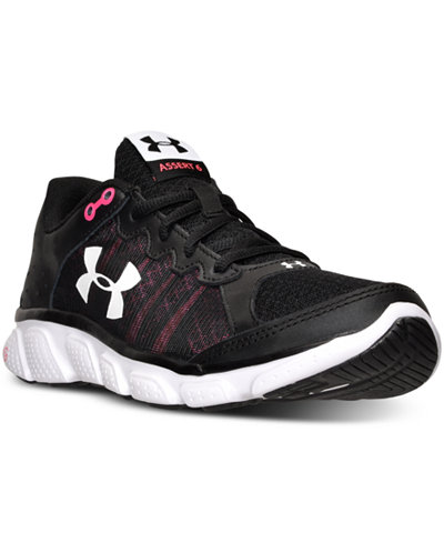 Under Armour Women's Micro G Assert 6 Running Sneakers from Finish Line