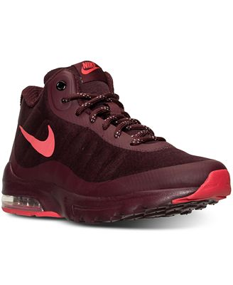 nike women s air max invigor mid running sneakers from finish line