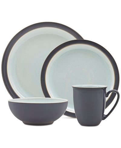 Denby 4-Pc. Peveril Blend Dinnerware Set