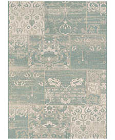 "Couristan Afuera Indoor/Outdoor Country Cottage 9'2"" x 12'5"" Area Rug"