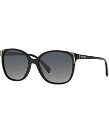 Polarized Sunglasses , PR 01OS