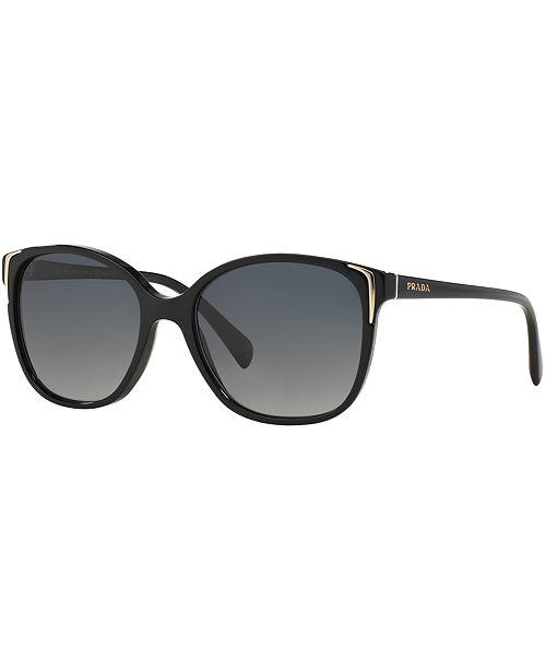 0ec636de81a1 ... Prada Polarized Sunglasses
