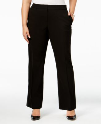 Black dress pants size 0 figure
