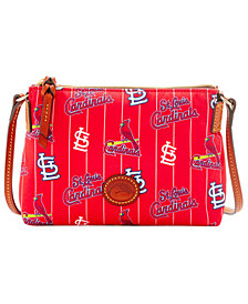 Dooney & Bourke St. Louis Cardinals Nylon Crossbody Pouchette