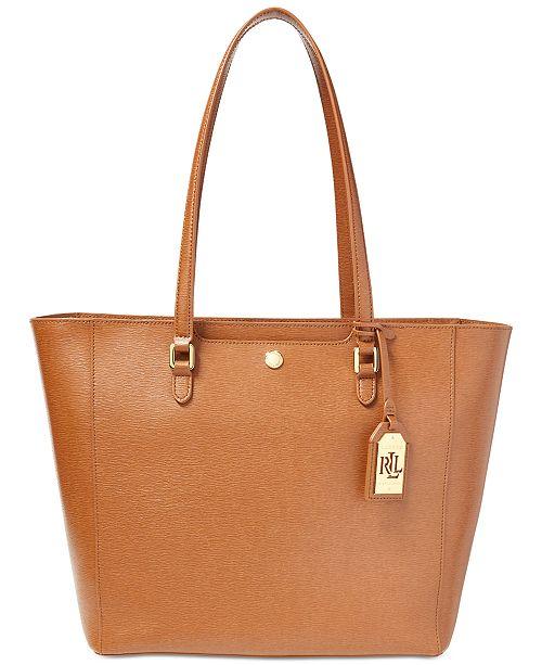 1023a769dd Lauren Ralph Lauren Newbury Halee Tote   Reviews - Handbags ...