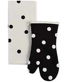 kate spade new york 2-Pc. Polka Dot Gift Set