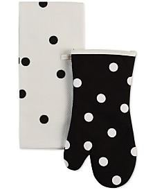 kate spade new york 2-Pc. Polka Dot Gift Set