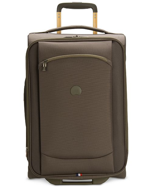 Delsey CLOSEOUT Hyperlite 20 Expandable Carry On Rolling