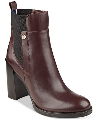 Womens BRITTTON Closed Toe Ankle Fashion Boots