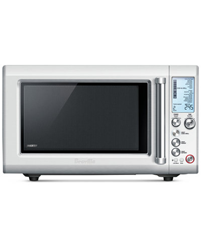 Breville BMO700BSS Quick Touch Crisp Microwave