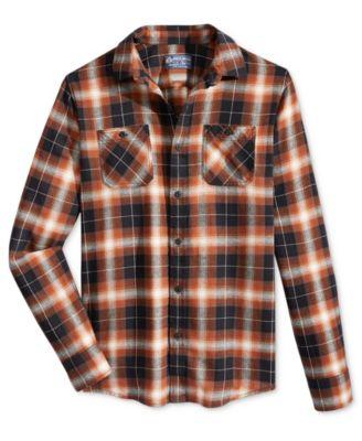 Men's Flannel Shirts: Shop Men's Flannel Shirts - Macy's