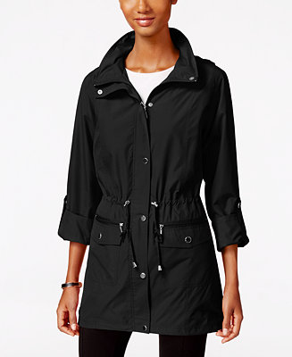 Style Amp Co Hooded Anorak Jacket Created For Macy S