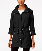 258d63d4 Style & Co Hooded Anorak Jacket, Created for Macy's