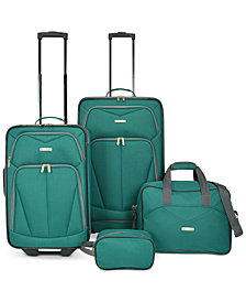Travel Select Kingsway 4-Pc Luggage Set, Created for Macy's