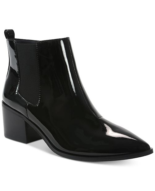 Tahari Ranch Pointed Toe Ankle Booties
