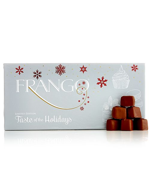 "Frango Chocolates Limited Edition ""Taste of the Holiday"" Gift Box"
