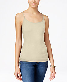 Planet Gold Juniors' Spaghetti Strap Camisole