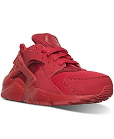 Big Kids' Huarache Run Running Sneakers from Finish Line