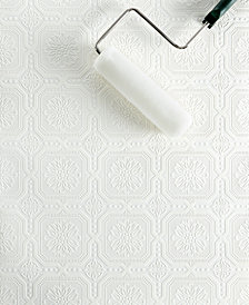 Graham & Brown Small Squares Paintable Wallpaper