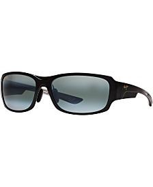 Maui Jim Polarized Bamboo Forest Polarized Sunglasses