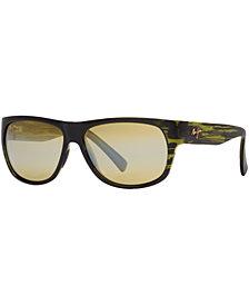 Maui Jim Polarized Sunglasses, 282 Makawao
